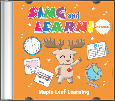 Sing and Learn Orange