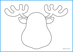 Draw the Reindeer