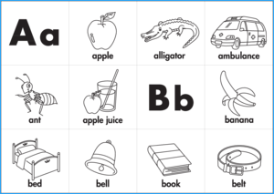 Phonics Ring Cards