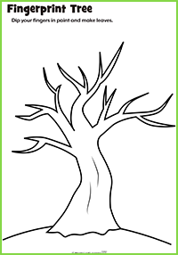 Fingerprint Tree Activity