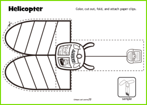 Helicopter Craft