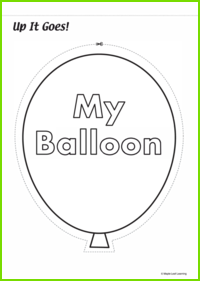 My Balloon Activity