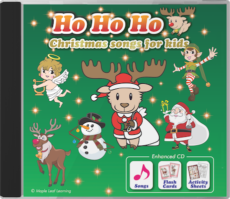 Ho Ho Ho – Christmas Songs for Kids
