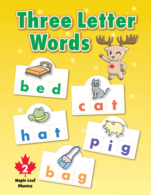 a three letter word me worksheet maple leaf learning library 20350 | three letter words