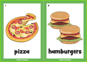 Food Flashcards