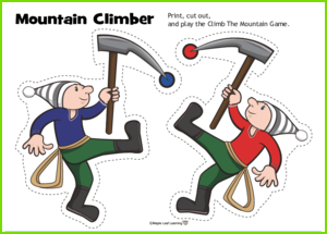 Mountain Climber Game