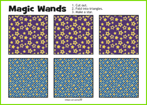 Magic Wand Activity