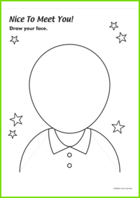 Nice to Meet You! Worksheet