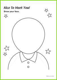 Nice to Meet You Worksheet