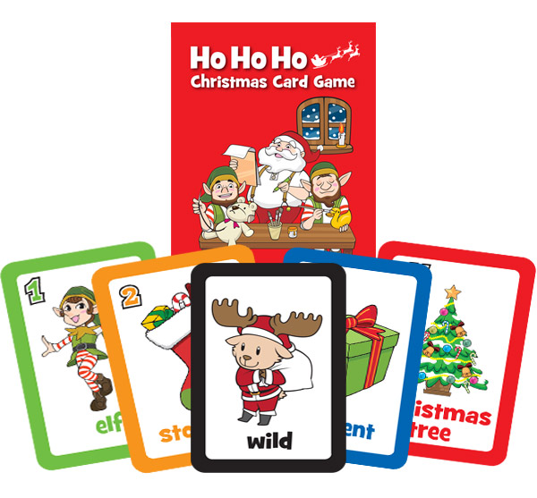 Christmas Cards Decoration Games